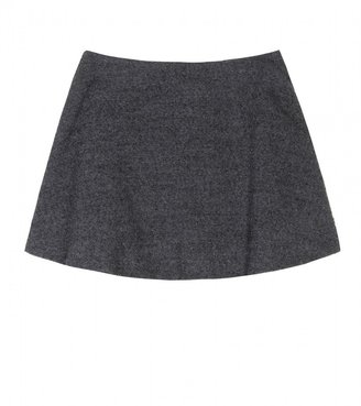 Theyskens' Theory STAVROS BOUCLE MINI SKIRT