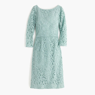 Natalia dress in Leavers lace $228 thestylecure.com