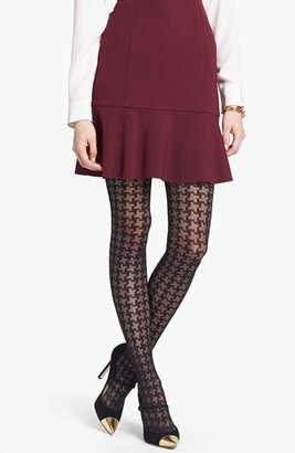 Nordstrom 'Houndscheck' Tights (2 for $24)