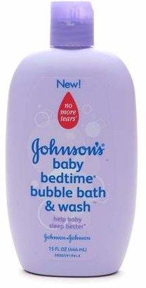Johnson's Baby Bedtime Bubble Bath & Wash