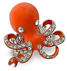 Octopus Red Ring
