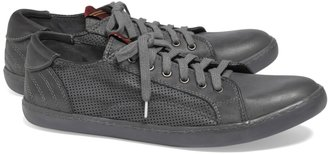 Brooks Brothers Pantofola d'Oro Perforated Leather Sneakers