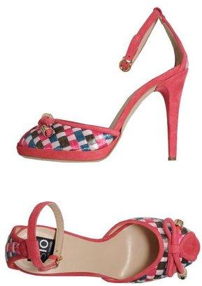 Islo Isabella Lorusso Platform sandals