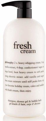 philosophy 'fresh Cream' Shampoo, Shower Gel & Bubble Bath