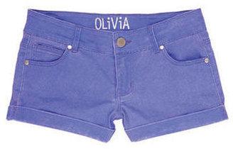 Delia's Olivia Sateen Short