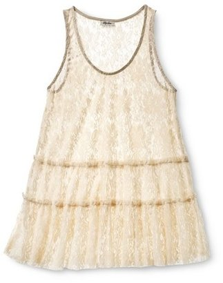 Tiered Lace Tank - Lily Star