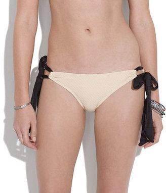 Love Shop Giejo&TM side-tie bikini bottom in cream