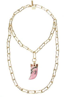 Kelly Wearstler Large Horn Necklace