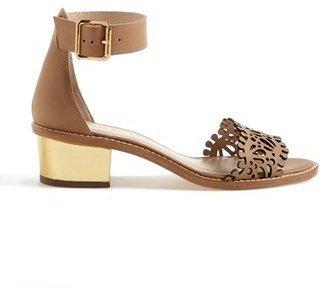 Loeffler Randall 'Hopie' Ankle Strap Sandal (Online Only)