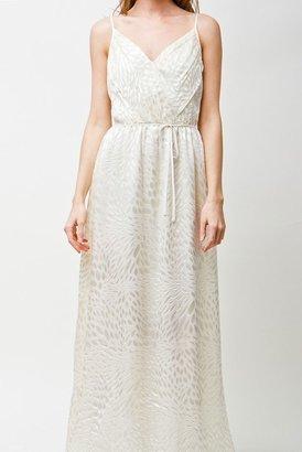 Yumi Kim Cinderella Dress in White Floral Lace