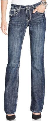 Earl Jeans Petite Jeans, Bootcut, Rinse Wash