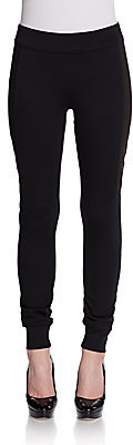 Free People Moleskin Ponte Skinny Leggings