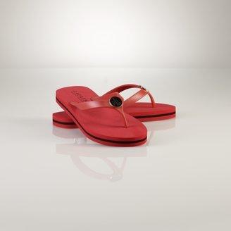 Ralph Lauren Elissa Flip-Flop