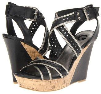 G by Guess Bethia (Black) - Footwear