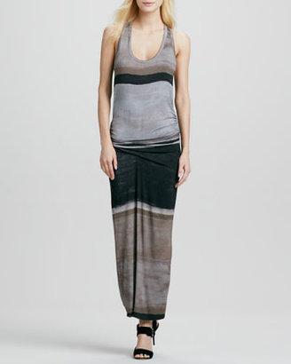 Young Fabulous & Broke Young Fabulous and Broke Hamptons Dye-Striped Maxi Dress