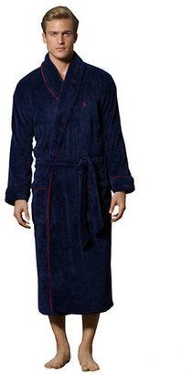 Polo Ralph Lauren Big Pony Shawl-Collar Robe