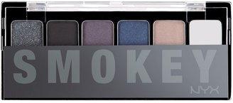 NYX The Smokey Shadow Palette