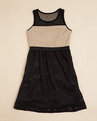 Sally Miller Girls' Vintage Block Dress - Sizes S-XL