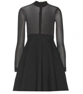 Miu Miu Dress with turtleneck