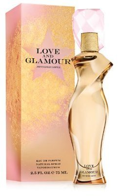 Jennifer Lopez Love and Glamour Eau De Parfum, 2.5 Fluid Ounce $30 thestylecure.com