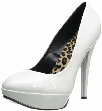 Pleaser USA Women's Harlow-01 Pump