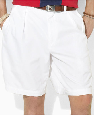 Polo Ralph Lauren Shorts, Tyler Pleated Tissue Chino Shorts
