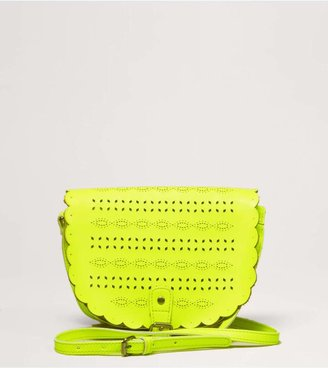 American Eagle AEO Perforated Crossbody Bag