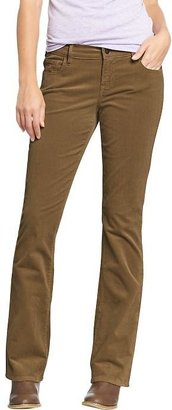 Old Navy Women's The Sweetheart Boot-Cut Cords