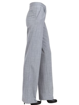 MSGM Techno Light Flannel Trousers