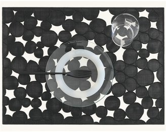 Chilewich dots placemats