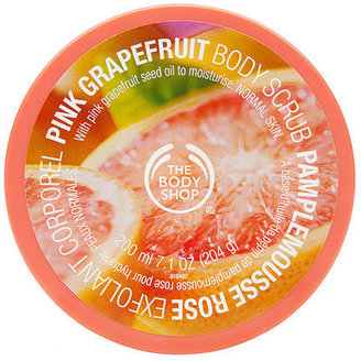 The Body Shop Body Scrub, Pink Grapefruit 6.76 fl oz (200 ml)
