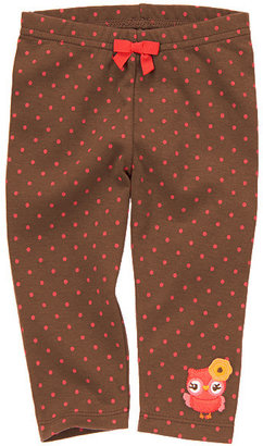 Gymboree Owl Dot Legging