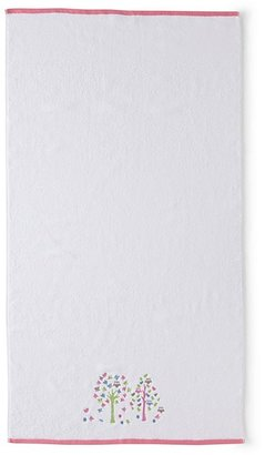 Kassatex Merry Meadow Embroidered Bath Towel