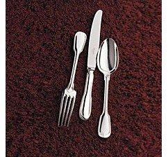Christofle Chinon Silverplate 5 Piece Place Setting by