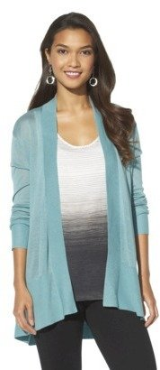 Mossimo Women's Open Front Cardigan - Assorted Colors