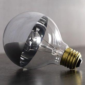 west elm Chrome Light Bulb
