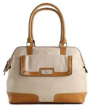 Kelly & Katie Hartley Large Satchel