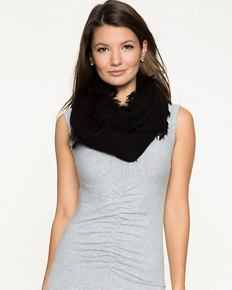 Le Château Knit Infinity Scarf