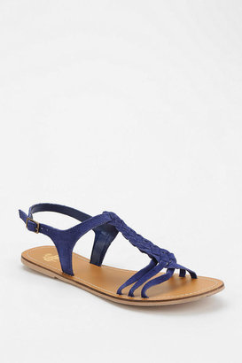 Kimchi & Blue Kimchi Blue Braided T-Strap Sandal