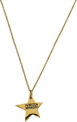 Rebecca Minkoff Star Necklace