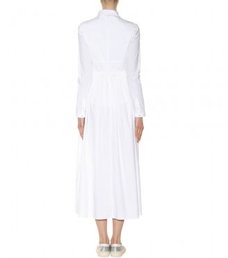 The Row Constance cotton dress