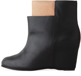 Maison Martin Margiela Layer-Wedge Boot