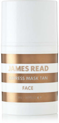 Express James Read Mask Tan, 50ml - Colorless