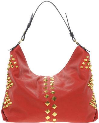 Asos Studded Hobo Bag
