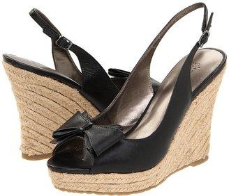 Charles by Charles David Fuss (Black Leather) - Footwear