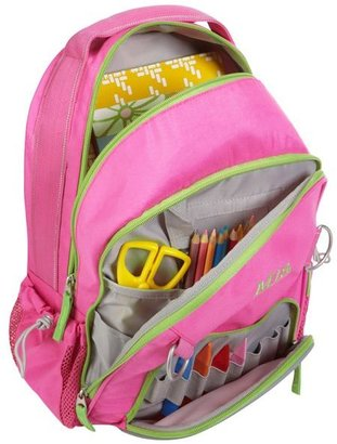 Pottery Barn Kids Fairfax Pink Gingham Backpacks