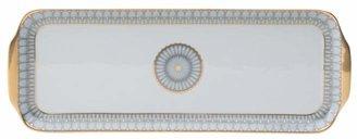 Philippe Deshoulieres Arcades Powder Blue Rectangular Cake Platter