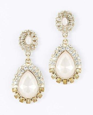Ann Taylor Parlour Teardrop Earrings