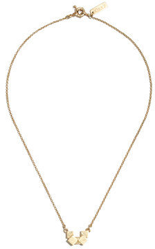 Madewell Squarestack Necklace