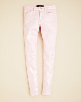 Juicy Couture Girls' Skinny Sateen Jeans - Sizes 2-6
